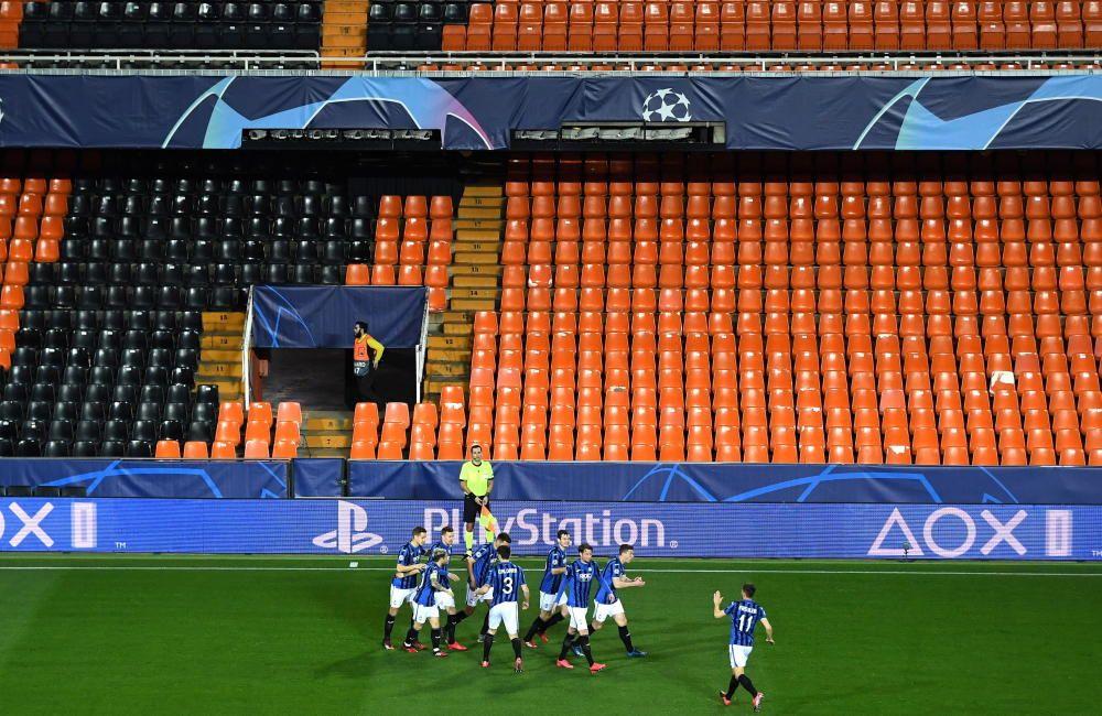 Champions League: Valencia - Atalanta