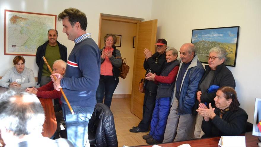 El alcalde de Asturianos, nuevo presidente de la mancomunidad sanabresa
