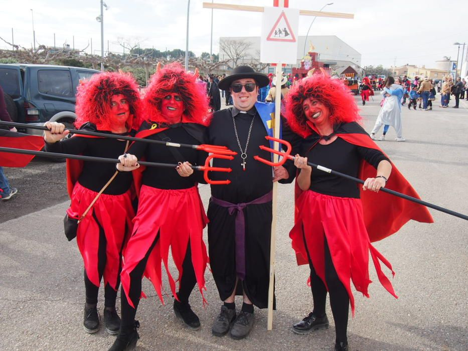 Carnaval a Llers