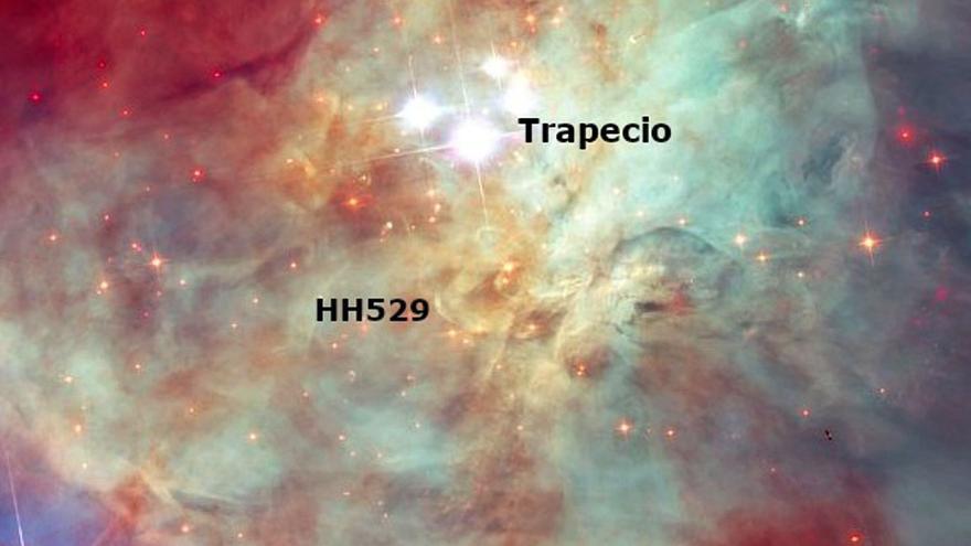 Nebulosas pequeñas,  pero matonas...