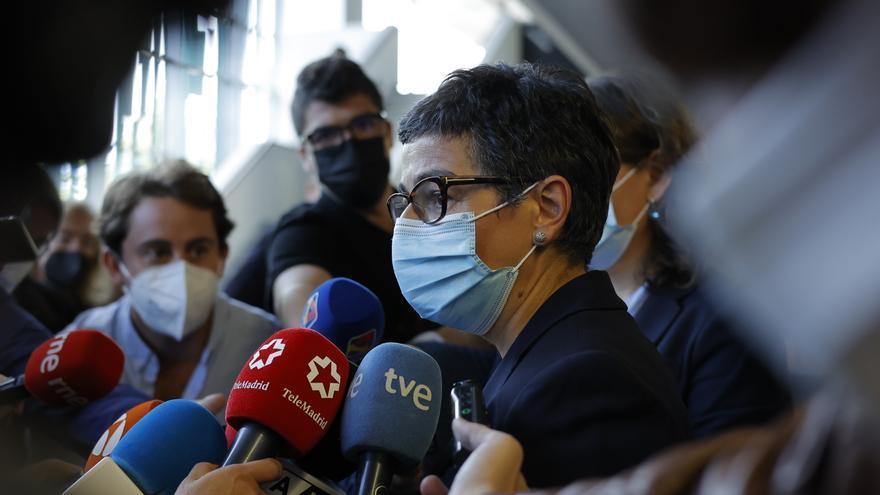 """Laya dijo que la entrada de Gali fue con """"discreción"""" por las """"aristas políticas"""" entre Marruecos y Argelia"""