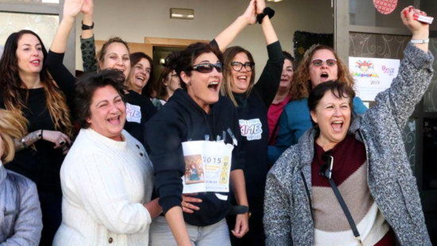 Els principals premis de la Loteria de Nadal deixen gairebé 25 MEUR a Catalunya
