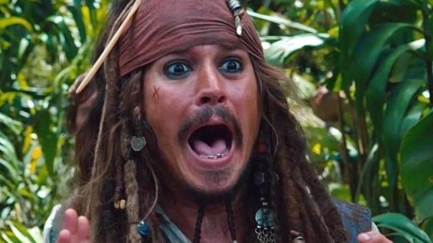 Disney prescindeix de Johnny Depp per a les futures pel·lícules de «Pirates del Carib»