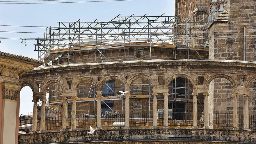 """Empiezan las obras en la catedral para salvar a los """"ángeles músicos"""""""