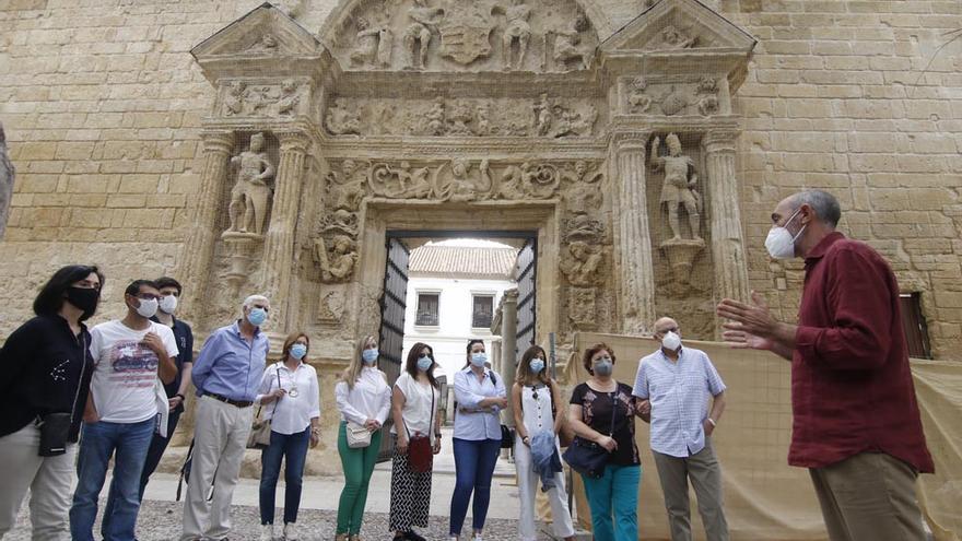 El Palacio de los Páez reabre con nuevos e importantes hallazgos arqueológicos