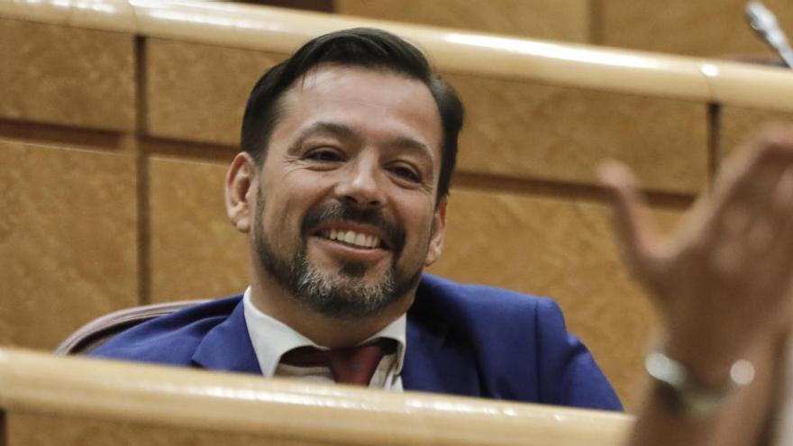 El juez del caso Púnica ofrece declarar como imputado a un senador del PP al ser aforado