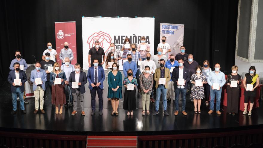 Convenio por la Memoria Histórica entre la FVMP y la Conselleria de Calidad Democrática