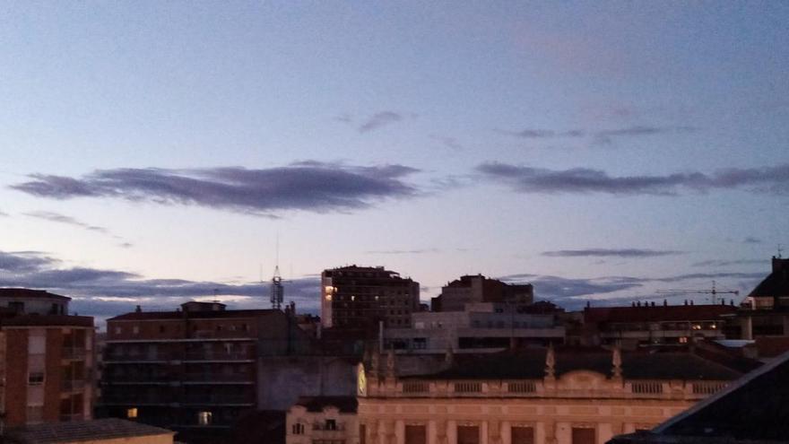 El tiempo en Zamora hoy, martes | Nueva caída térmica acompañada de lluvias fugaces