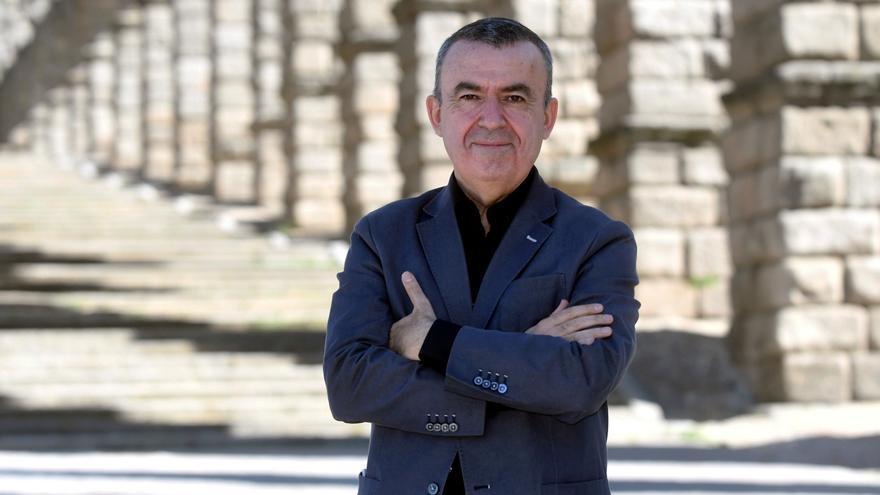"""Lorenzo Silva: """"El procés da para novela histórica, pero le falta dimensión heroica"""""""