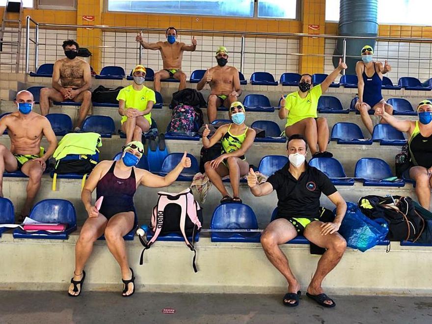 El Vilagarcía vuelve a competir con éxito
