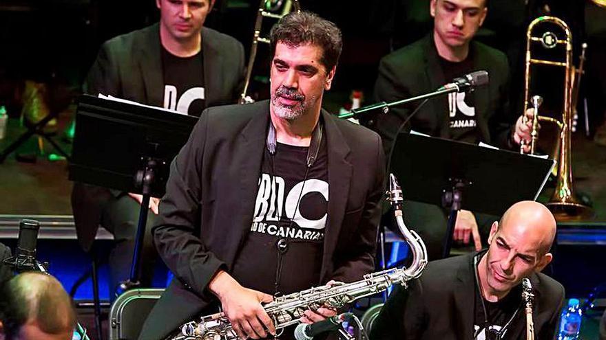 El Auditorio ofrece este fin de semana dos conciertos del Canarias Jazz Showroom