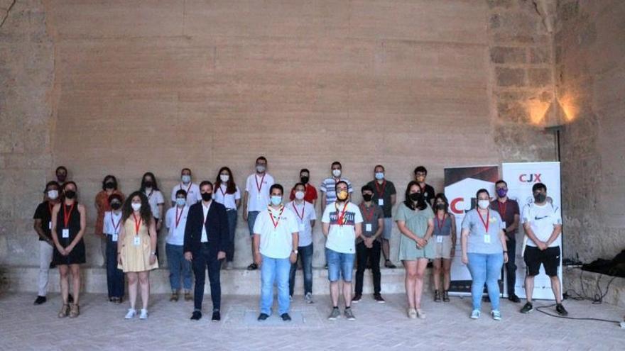 El Consell de la Joventut de Xàtiva renova la seua comissió