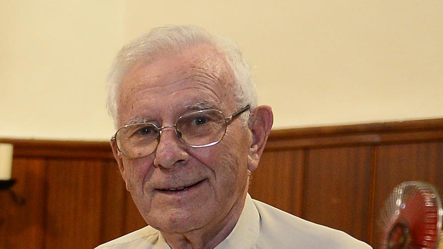 Fallece Ángel Sánchez de Matías, párroco de San José de Plasencia durante 40 años