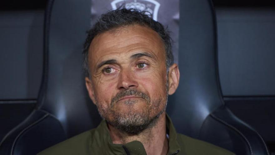 Así motiva Luis Enrique a los nuevos jugadores de España