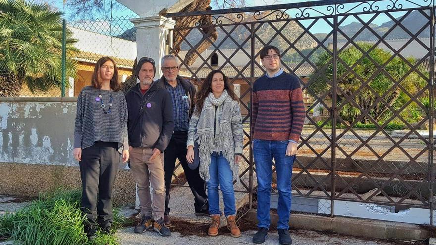 El TSJB confirma la sentencia de demolición del cámping ilegal de la Colònia de Sant Pere