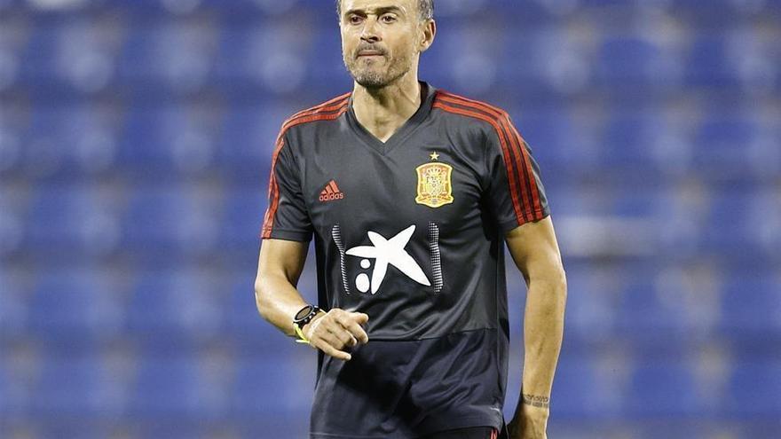 """Luis Enrique se ilusiona con la Eurocopa tras un 2019 """"pésimo"""" para su familia"""