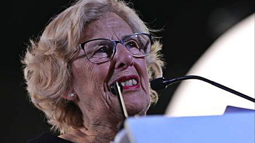 Manuela Carmena, fichaje estrella en la parrilla de RNE