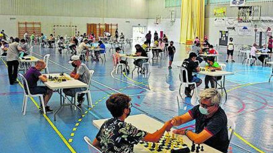 El municipi de Súria celebra el 1r Torneig d'Escacs Actius-Memorial Joaquim Català i la 5a Cursa Ciclista Vila de Súria