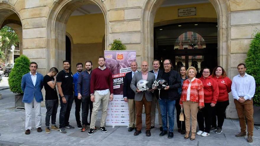 "Las Mestas acoge la ""Spanish Bowl"" entre Badalona y Murcia"