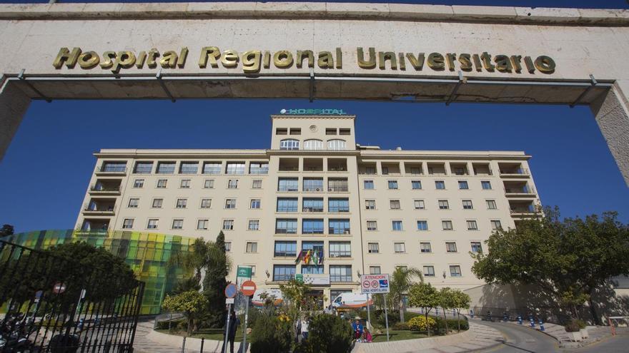 El Hospital Regional de Málaga, entre los más demandados por los residentes