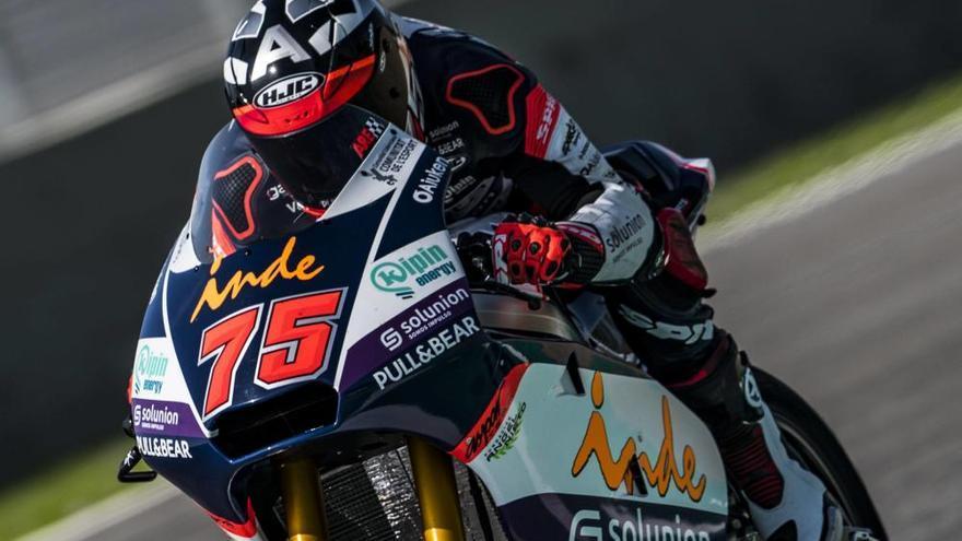 Moto2 y Moto3: Entrenamientos Aspar Team Jerez 2021