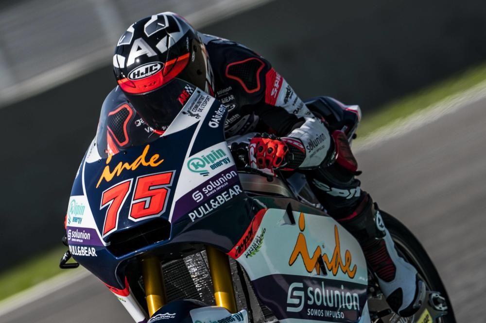 Moto2 y Moto3: Entrenamientos Aspar Team Jerez 202