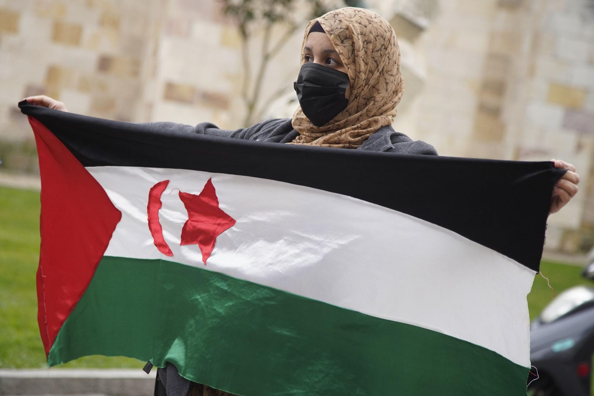 GALERÍA   Zamora se moviliza para pedir un Sáhara libre
