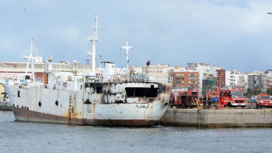 El Puerto saca a subasta el pesquero 'Al Yakada' por la mitad de su valor de tasación
