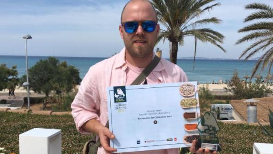 Restaurant Sa Cuina d'en Marc gewinnt Publikumspreis bei Mostra de Cuina