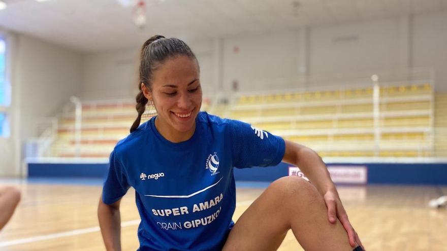 """María Prieto O'Mullony: """"El deporte es algo fundamental para los niños y te permite compartir vivencias"""""""