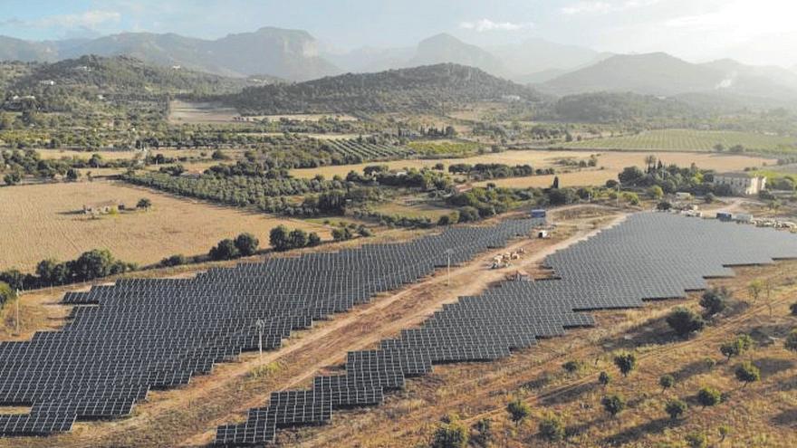 Baleares acelera hacia las renovables con el primer parque solar en ocho años