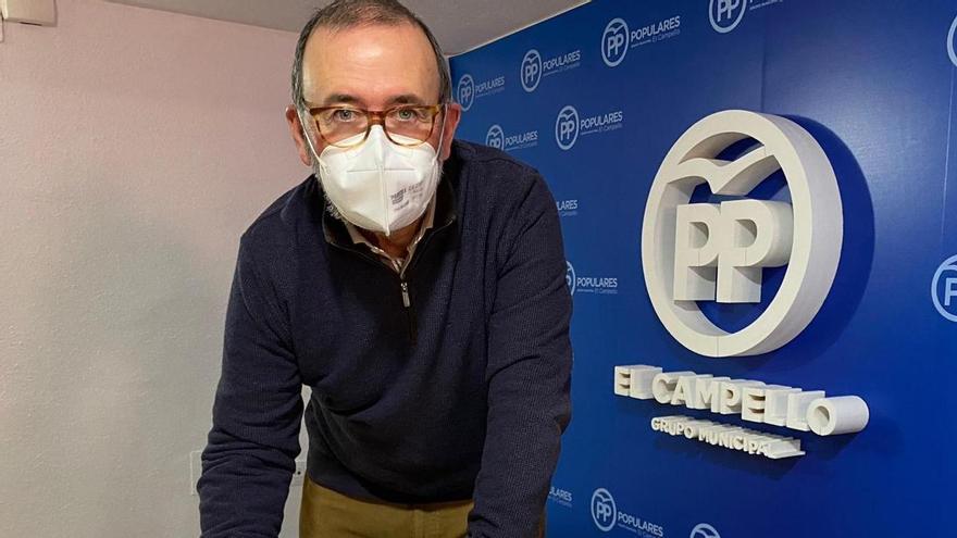 El PP de El Campello inicia una recogida de firmas contra la Ley Celaá