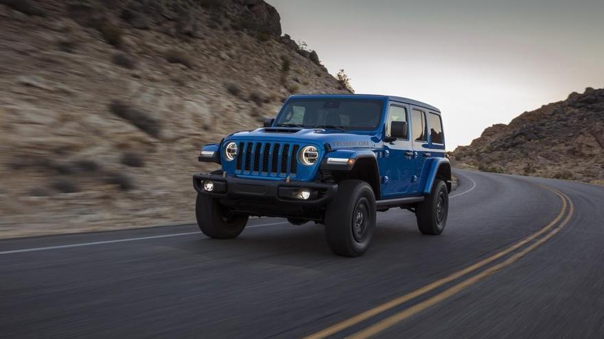 Rubicon 392, el Jeep Wrangler más bestia que verás este año