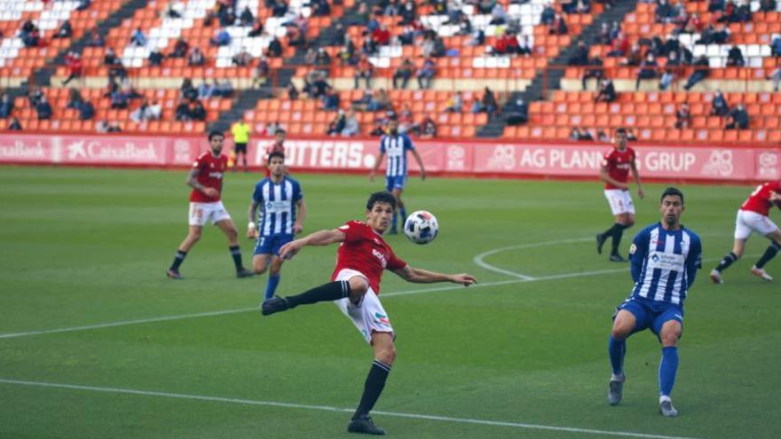 El dulce sueño del Alcoyano acaba en Tarragona (1-0)