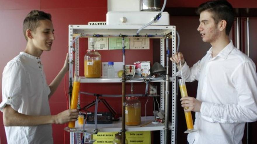 'Pequeños grandes inventos' valencianos