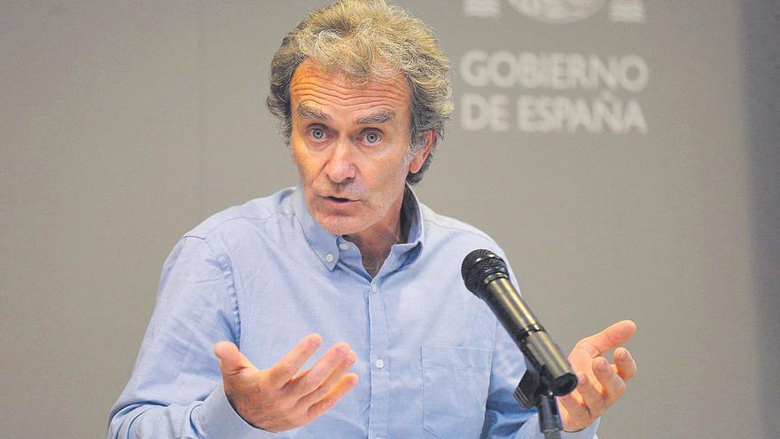 Fernando Simón hace balance de los últimos datos del coronavirus