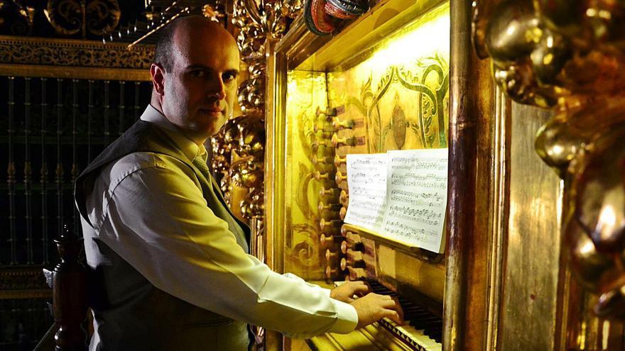 «Obras de gran exigencia técnica» de la mano del organista David Largo en Ibiza