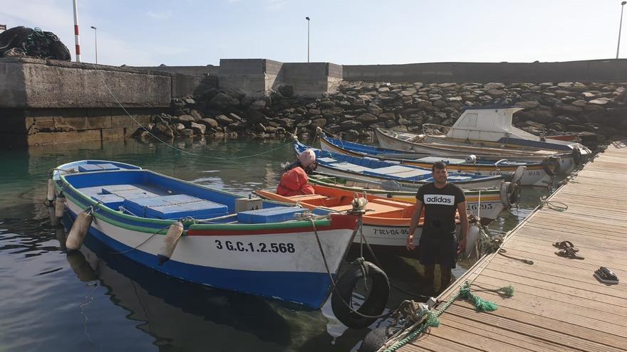 Puertos dragará la arena de Castillo del Romeral para que no encallen los barcos