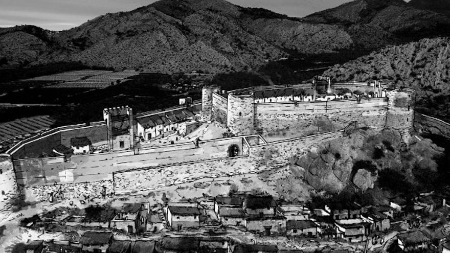 Últimas investigaciones en el Castillo Viejo