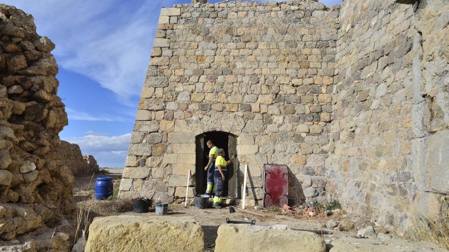 """""""No era sólo una piedra, han hecho mucho daño al patrimonio histórico"""""""