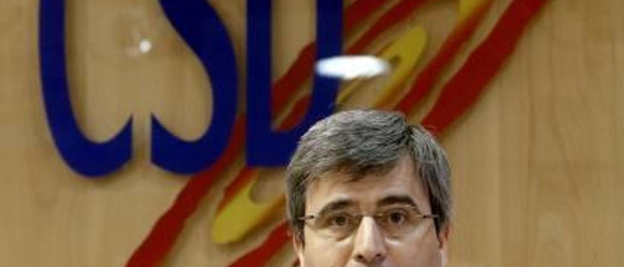 Javier Cardenal, presidente del Consejo Superior de Deportes (CSD).