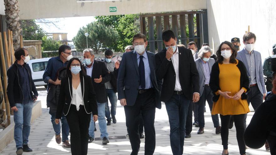 Puig exige a Renfe la recuperación de frecuencias de tren perdidas en Vinaròs