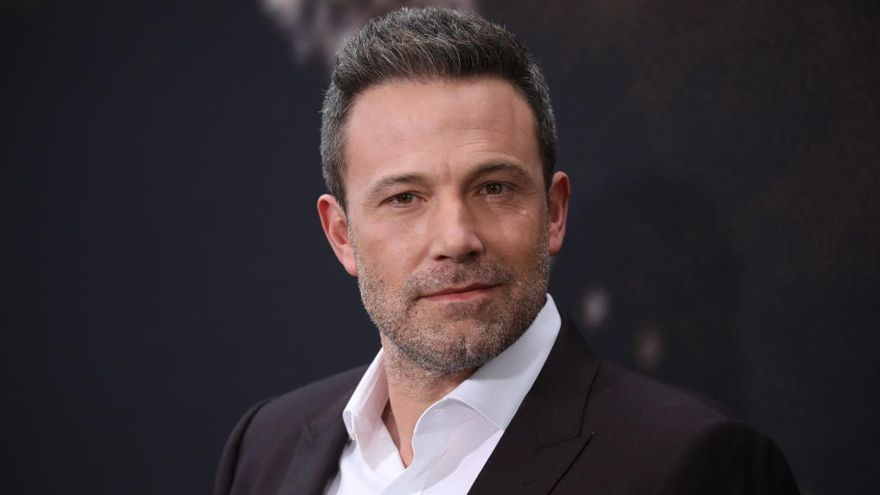 Ben Affleck se compara con un personaje de 'Harry Potter'
