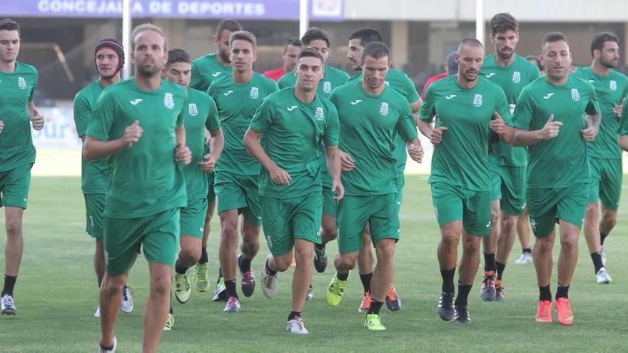 Sufrido empate en Melilla