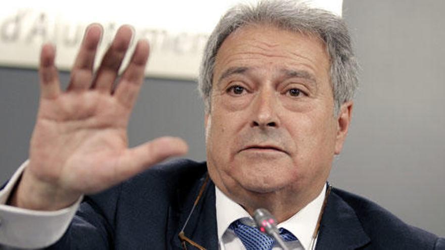 La operación anticorrupción en Valencia, otro golpe al PP