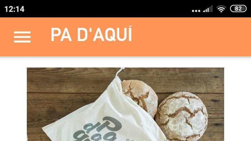 Una app para buscar los mejores hornos de pan de Baleares