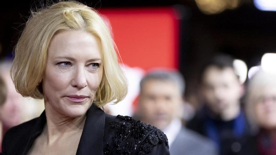 """Cate Blanchett, sobre la sentencia de Weinstein: """"Hay que avanzar sin mirar atrás"""""""