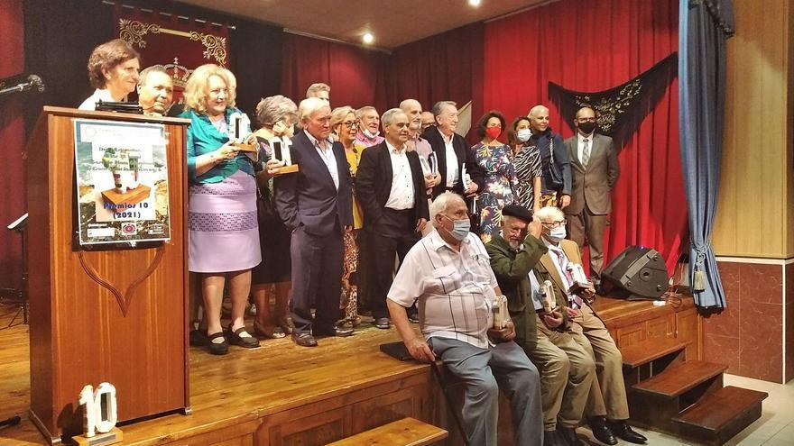 Los viejos de Málaga y a mucha honra