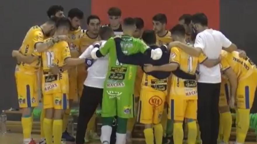 El Atlético Benavente sigue vivo en la Copa del Rey