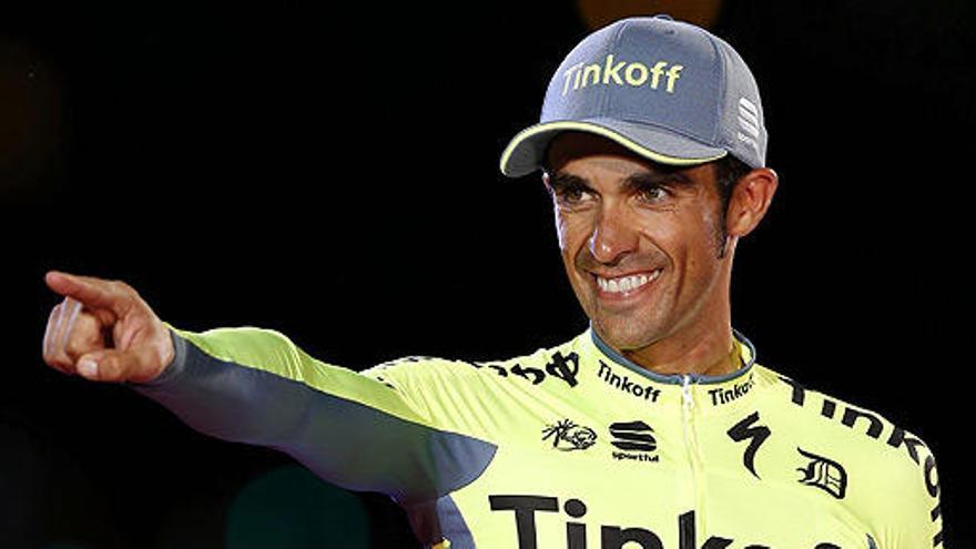 Contador fitxa per Trek i té com a objectiu el Tour de França